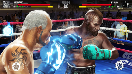 Real Boxing 2 ROCKY - screenshot