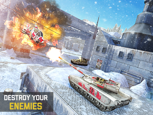 Massive Warfare: Blitz Helicopter & Tank Wars Game apkdebit screenshots 24