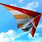 Hang Gliding Simulator Flight Glider icon