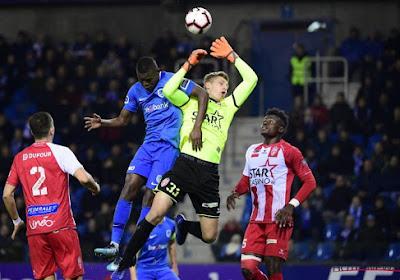 """AA Gent dacht nog aan andere doelman uit de Jupiler Pro League als vervanger Kalinic: """"Ze lieten me niet gaan in januari"""""""