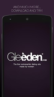 Gleeden - Extramarital Dating- screenshot thumbnail