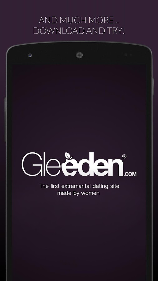 Gleeden - Extramarital Dating- screenshot