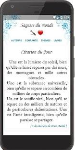 Philosophie & Sagesse du Monde - náhled