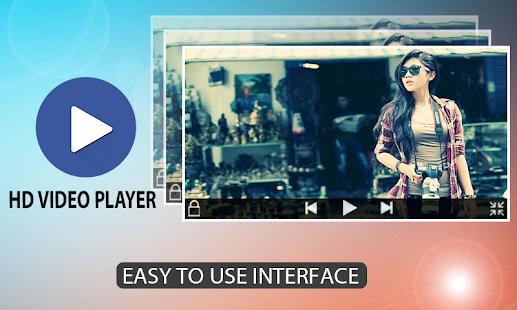 Full HD Video Player screenshot