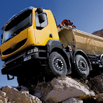 Puzzles Renault Kerax Tipper Icon