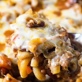 Easy Chili Mac Skillet Dinner