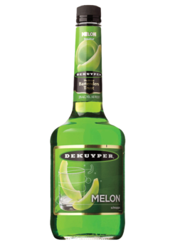 Logo for Dekuyper Melon Liqueur