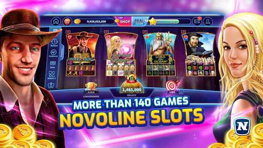 GameTwist Casino Slots: Play Vegas Slot Machines 5.20.0 screenshots 1