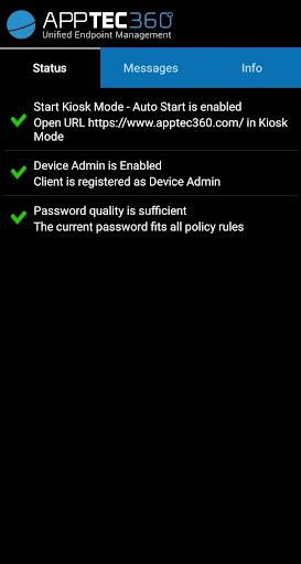 AppTec MDM Agent 20203816 Screenshots 3