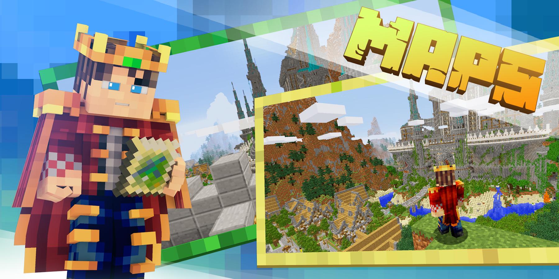 Minecraft Pe Maps Survival Island Block Launcher