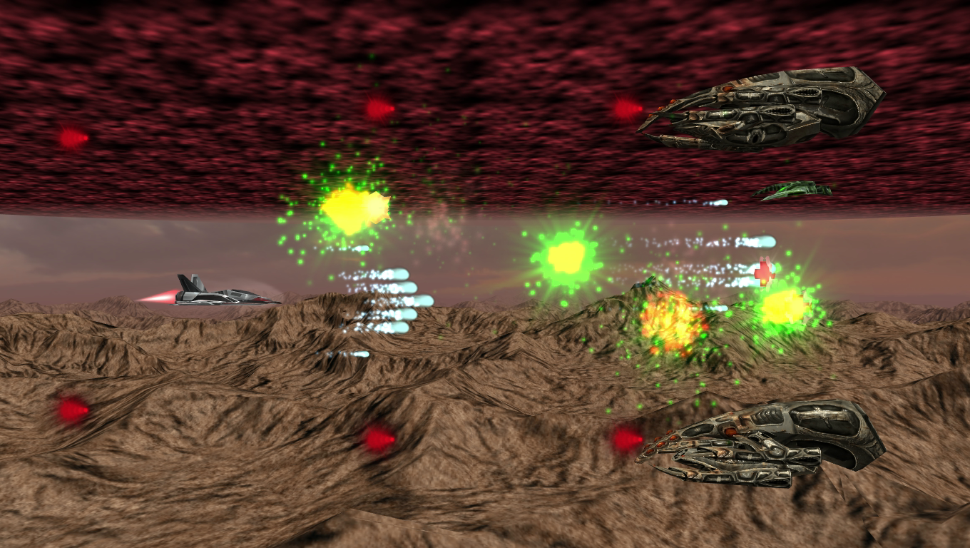 BlastZone 2: Arcade Shooter- screenshot