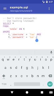 Text Editor Pro Screenshot