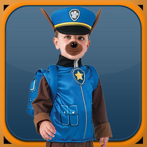 Paw Puppy Camera Editor - Patrol Style