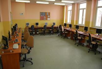 Photo: Sala informatyczna.