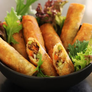 Lumpia - Filipino Version of Spring Rolls