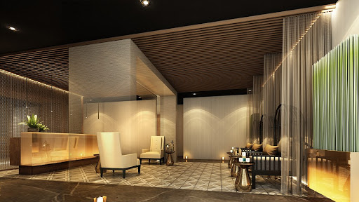 scenic-eclipse-spa.jpg - The reception room of the spa planned for the upcoming luxury yacht Scenic Eclipse.