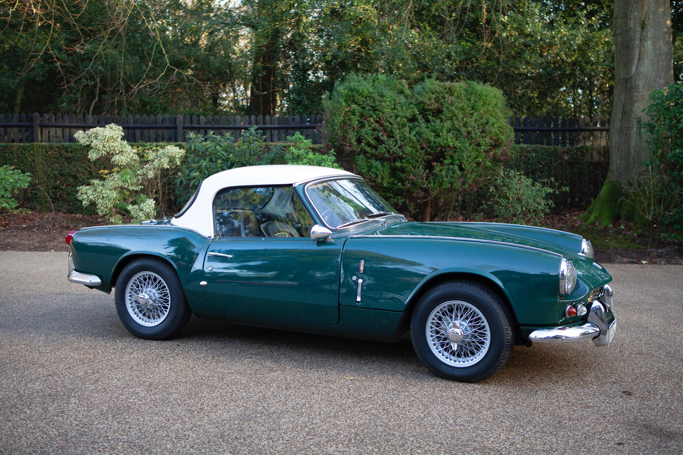 Triumph Spitfire MK 2 Hire Oxted