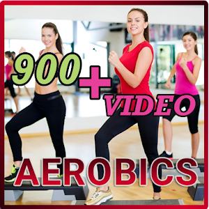 900+ Aerobics Dance Exercise icon