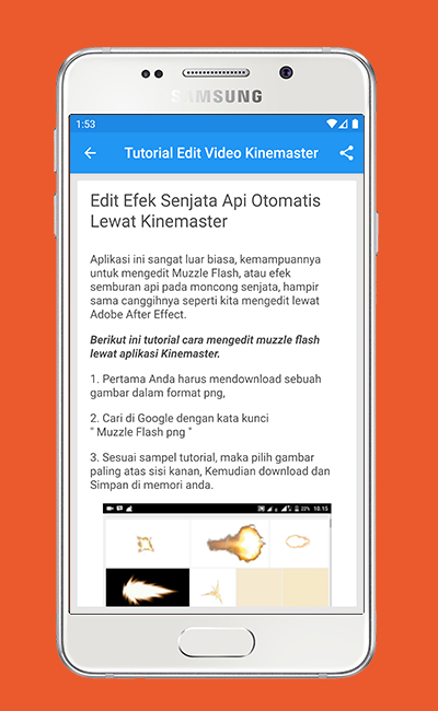 Tutorial Edit Video Kinemaster Terlengkap Android