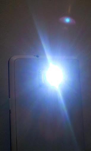 Shake To Flash Light