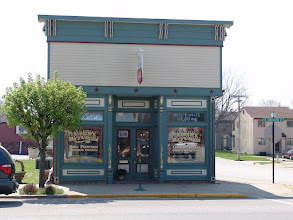 Photo: Casey Trip 2004 -Old Candy Store