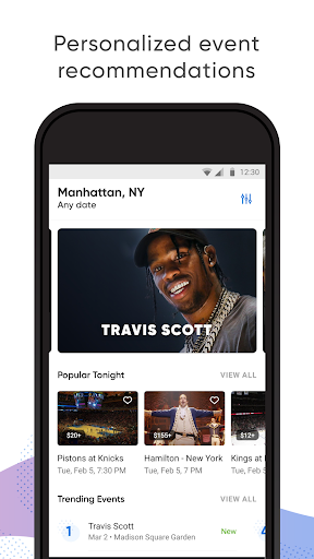 SeatGeek – Tickets to Sports, Concerts, Broadway screenshot 2