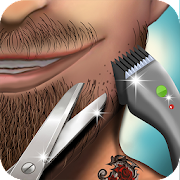 Barber Shop Hair Salon Beard Hair Cutting Games