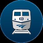 Amtrak icon
