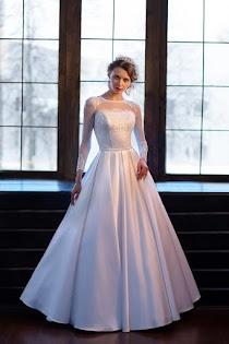 ce2c7543b68 Татьяна Шаронова  свадебные платья 2018 в Москве. 214 фото платьев