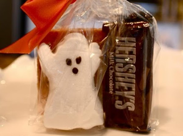 Halloween S'more's In A Bag Recipe