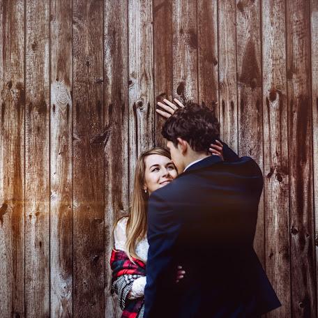Wedding photographer Mariusz Dyszlewski (mdyszlewski). Photo of 10.12.2016