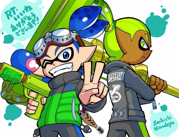 Splatoon tendrá una adaptación al anime
