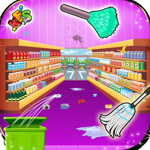 Supermarket Repair & Cleanup (game)