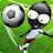 Stickman Soccer - Classic logo