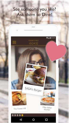 Dine Dating App screenshots 3