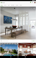 Screenshot of Houzz Interior Design Ideas