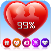 Love Test Calculator ♥