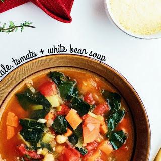 White Bean Tomato Soup Recipes