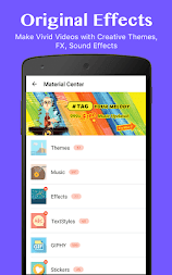 VideoShowLite:Video editor,cut,photo,music,no crop APK screenshot thumbnail 14