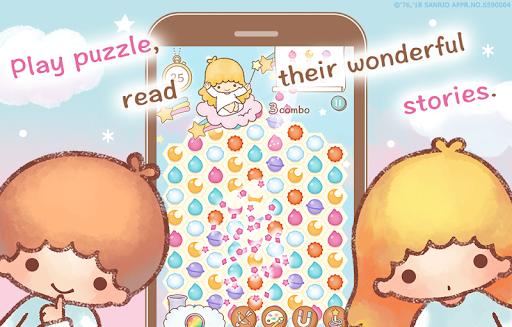 Kiki&Lala's Twinkle Puzzle apkmartins screenshots 1