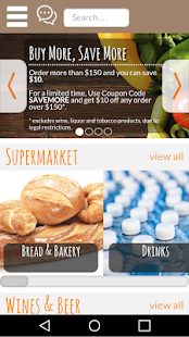 MaxDelivery : Grocery Delivery- screenshot thumbnail