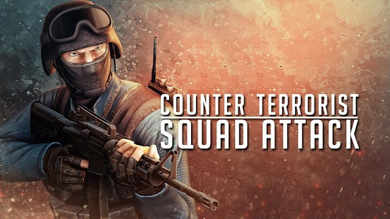 Counter Terrorist Squad Attack - náhled