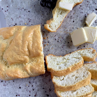 Grain-Free Vanilla Sweet Bread.