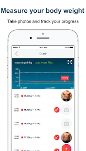 FitKeeper Gym Log : Workouts & Gym tracker fitness - náhled