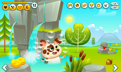 Duddu - My Virtual Pet 1.54 screenshots 1