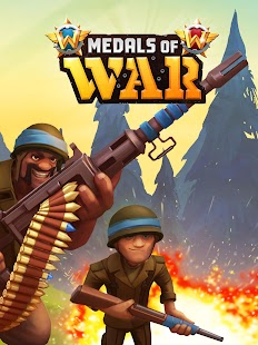 Medals of War: Real Time Military Strategy Game Screenshot