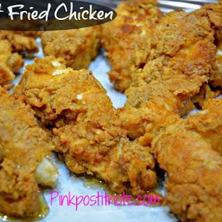 Chicken like KFC.