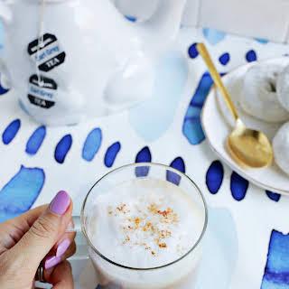 Earl Grey Tea Latte.