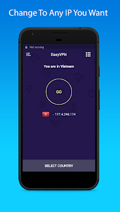 Easy VPN – Free VPN Proxy & Wi-Fi Security Screenshot