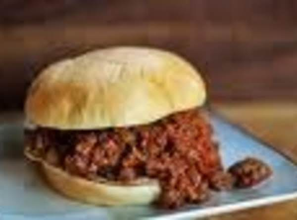 Homemade Bbq (sloppy Joes)